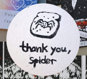Thank You, Spider
